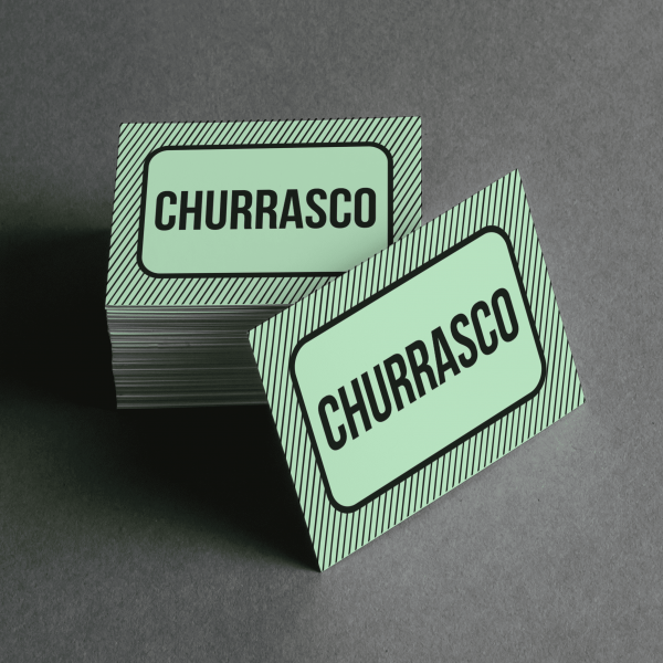 Ficha de Churrasco