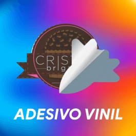 Etiquetas e Rótulos Adesivo Vinil Fosco  Colorido  Corte Especial Conforme arquivo