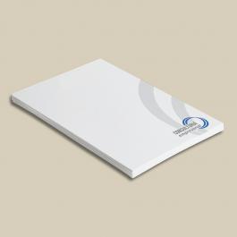 Papel Timbrado Papel Sulfite 90g/m² A5 Colorido