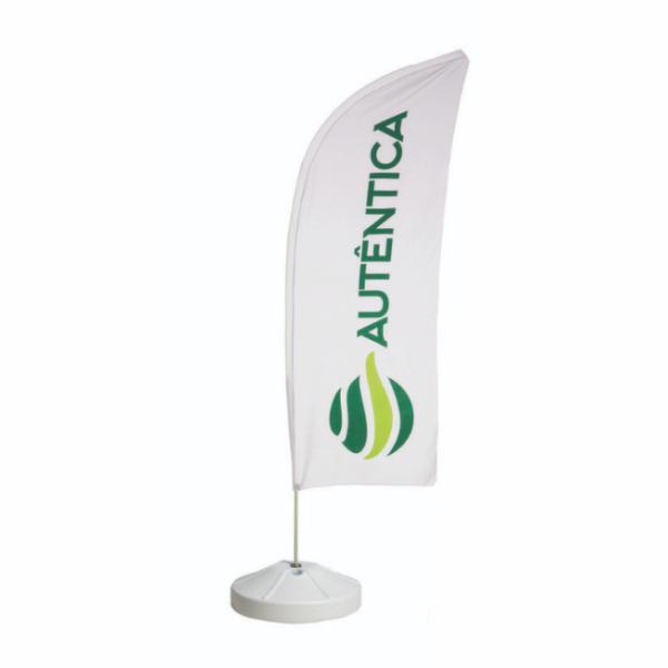 Wind Banner Completo - Modelo Faca